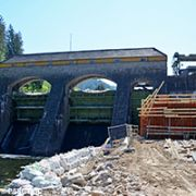 Renovation and modernisation of the Kirschbaumwasen weir system