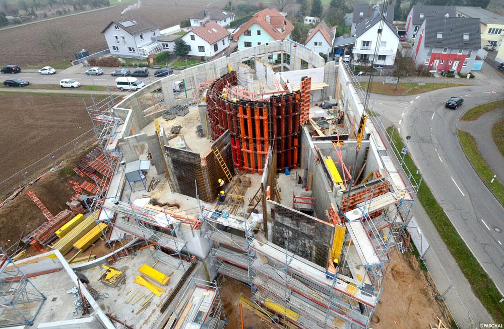 Weisenburger Bau Karlsruhe : kombinierter schalungseinsatz f r schulerweiterung paschal ~ Watch28wear.com Haus und Dekorationen