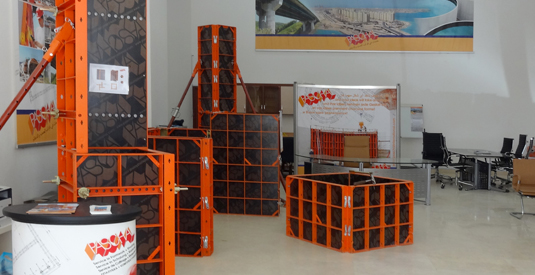 "Exhibition of PASCHAL products at the ""Scientific and Technical Office"" in Dammam, Saudi Arabia"
