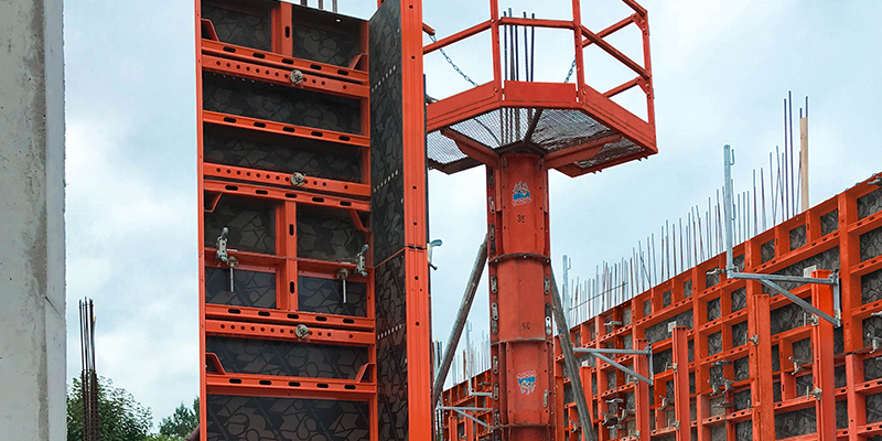 formwork systems from PASCHAL