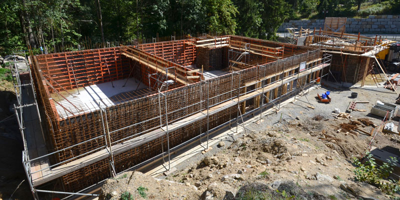 PASCHAL is providing the formwork expertise