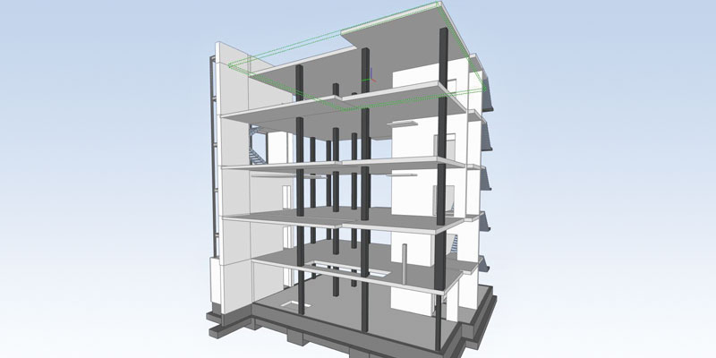 IFC4 BIM interface