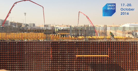 PASCHAL for the 7th time at the Saudi Build international trade exhibition