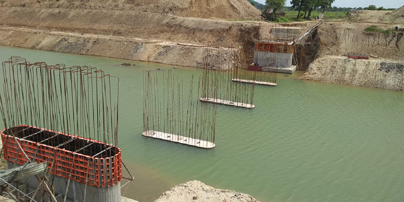 Sita-Rama irrigation project