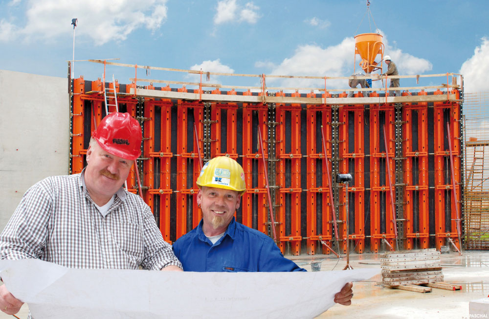 PASCHAL formwork consultant