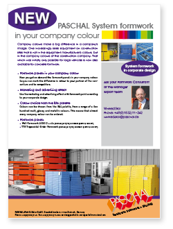Product Information corporate colour