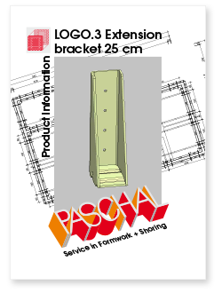 Product Information LOGO Extension Bracket