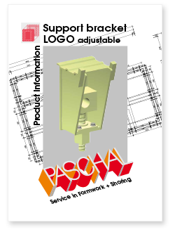 Product Information LOGO Support Bracket