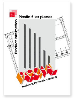 Product Information Plastic Filler Pieces