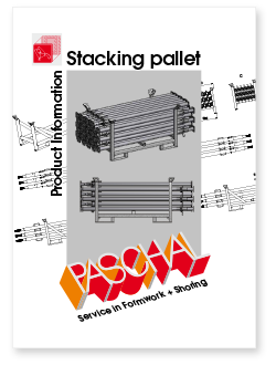 Product Information Stacking Pallet