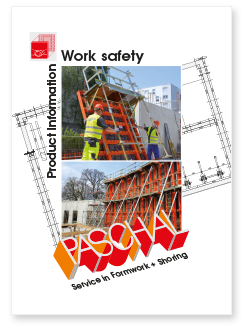 Product Information Work safety