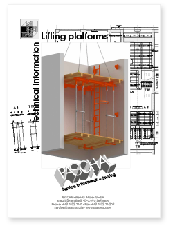 Technical Information Lifting Platforms