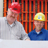 consulting and support for formwork